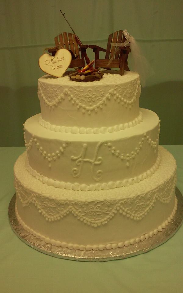 Pictures of Wedding Cakes by SWEETS TO REMEMBER in Troy, MO