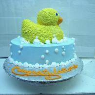 Sweet Little Duck Cake!