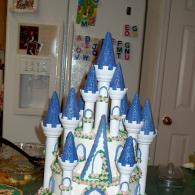 A Castle For Her Very Own!