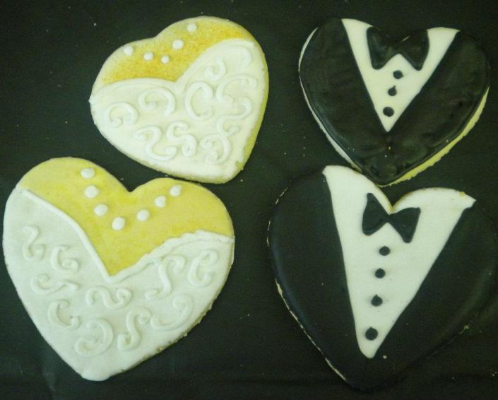 Cookies for a formal affair
